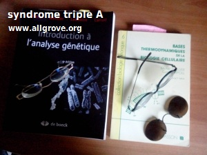 syndrome triple A